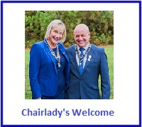 Chairmans welcome